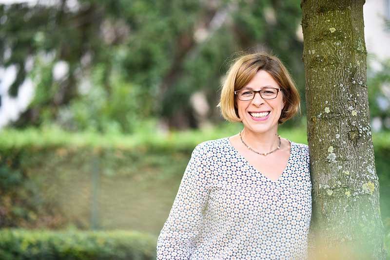 Kinder- und Jugendbuchautorin Sandra Nenninger